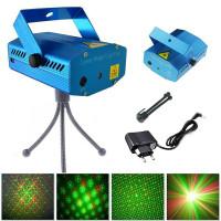 Светомузыкальный диско Лазер