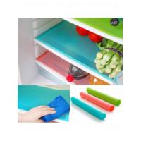 Набор ковриков для полок холодильника 6 шт
