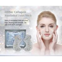 MOND'SUB STAR GLITTER collagen nasolabial folds mask