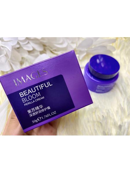 Крем увлажняющий 50гр,IMAGES Beauty Beautiful Bloom Perilla Cream