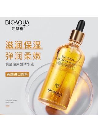 Гиалуроновая эссенция BIOAQUA 24K Gold Hyaluronic Essence