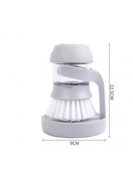 Щетка-дозатор для мытья посуды