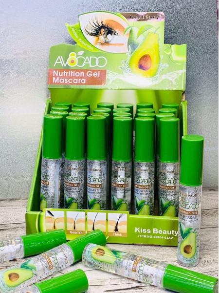 Гель для ресниц и бровей с экстрактом авокадо
