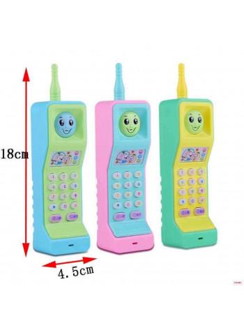 Развивающая игрушка телефон