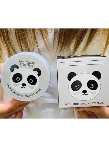 Коллагеновая гель-маска для кожи вокруг глаз 25+ Collagen Eye Gel Mask