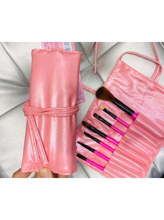 Набор кистей для макияжа Avenir Cosmetics Розовый