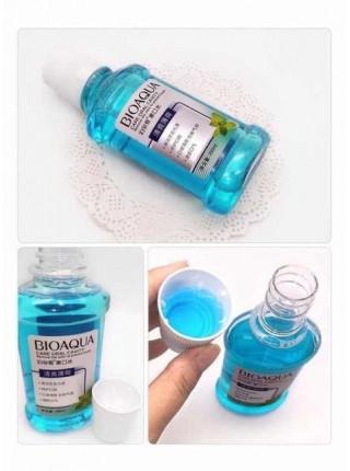 Мятный ополаскиватель «BIOAQUA» для полости рта