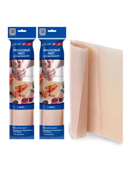 Тефлоновый лист для выпекания