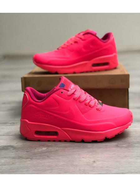 кроссовки качество люкс ,розовый