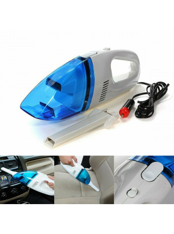 Автомобильный пылесос «High Power Vacuum Cleaner Portable DC12VOLT