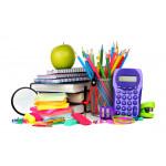 Школьные товары и принадлежности