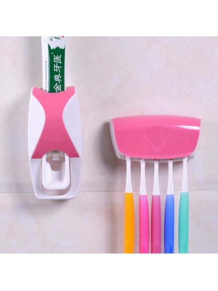 Дозатор зубной пасты с креплением на стену