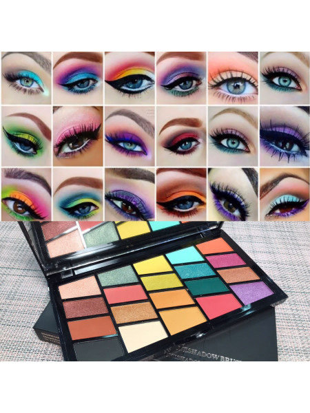 Палетка Makeup Revolution PRO
