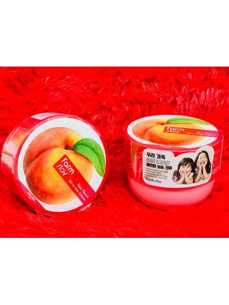 Крем для лица и тела с экстрактом персика