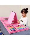 Набор художника с планшетом (синий и розовый)