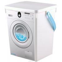 Контейнер для стирального порошка в виде стиральной машины