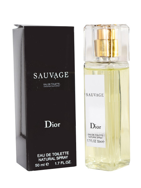 Christian Dior Sauvage, 50 мл