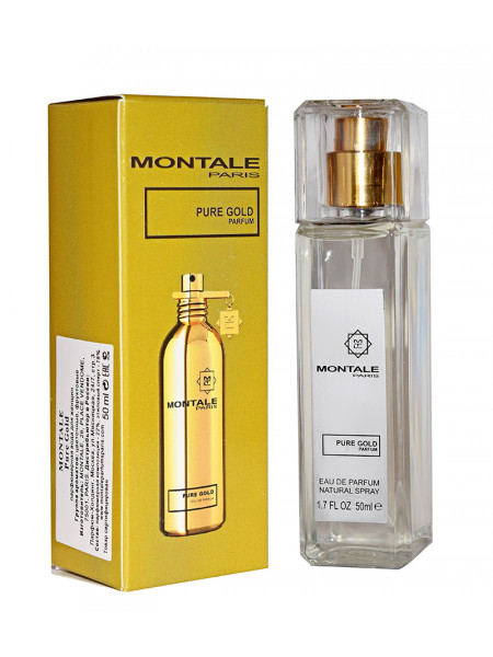 Montale Pure Gold, 50ml