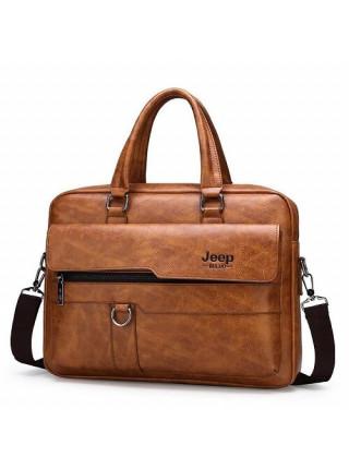 Мужская сумка портфель Jeep