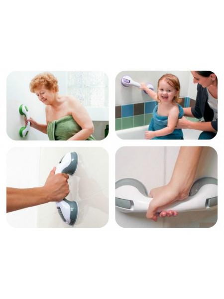Ручка - поручень для ванной на присосках