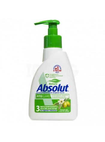 Мыло жидкое антибактериальное Absolut алоэ, 250 мл