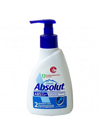 Жидкое мыло антибактериальное Absolut Classic, 250 г