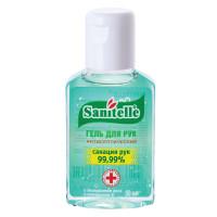 Гель для рук антисептический Sanitelle с экстрактом алоэ и витамином Е, 50 мл