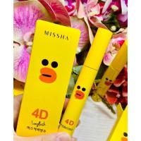 тушь от бренда MISSHA 4D