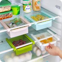 Подвесной органайзер на полку для холодильника