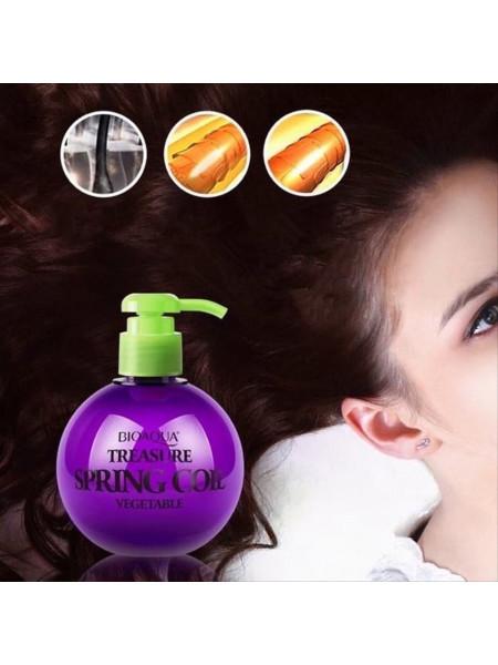 Эластин для укладки волос от Bioaqua