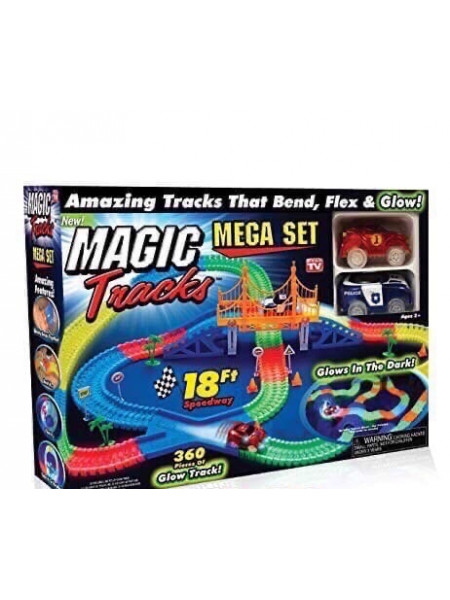 Гоночная трасса Magic Tracks 360