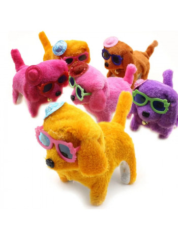Электронная игрушка собака