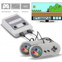 Игровая консоль-приставка 620 игр Game Box Dendy Super Mini
