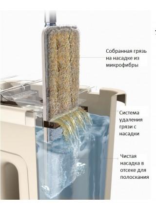 Комплект для уборки Flat Mop «Триумф» компакт 5 литров
