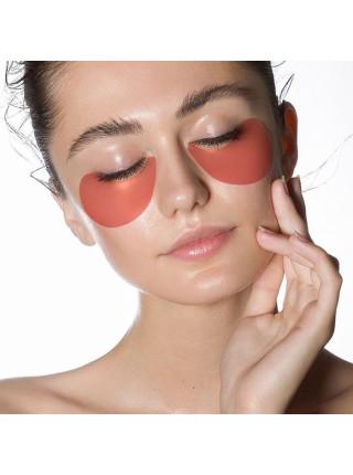 Гидрогелевые патчи для глаз с экстрактом розы и керамидами