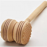 Молоток деревянный для отбивания мяса