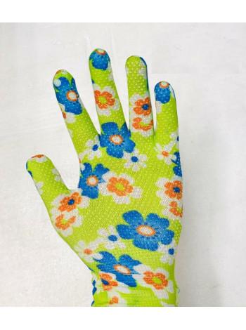 Нескользящие перчатки 12 шт.