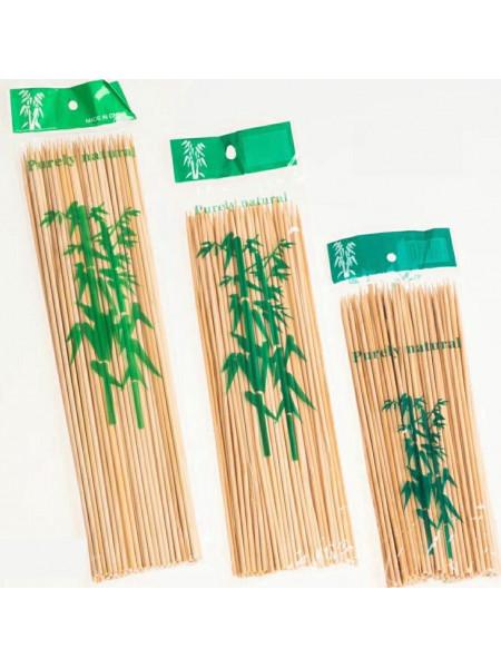 Шампура бамбуковые (размер на выбор)
