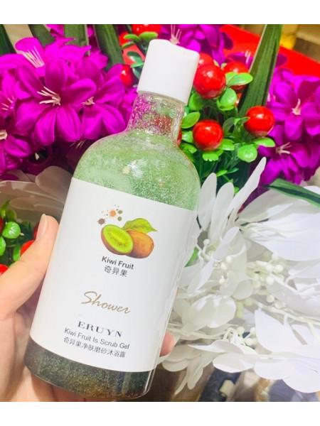 гель скраб kiwi fruit