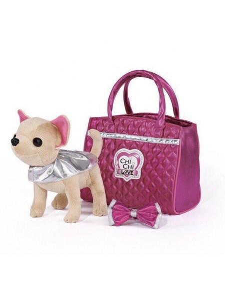 Собачка Chi Chi Love с сумкой