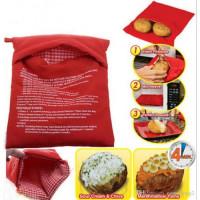 Мешок для приготовления картошки в микроволновке Potato Express bag