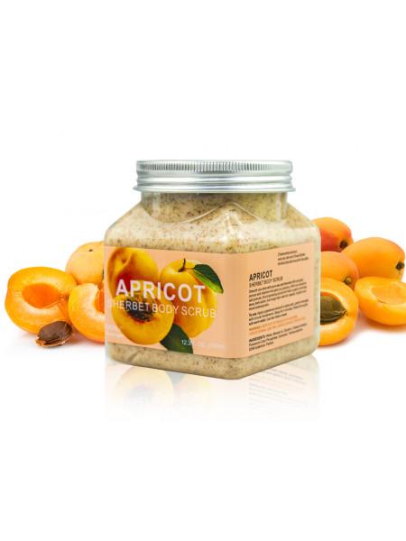 Cкраб для тела Wokali Apricot 350мл