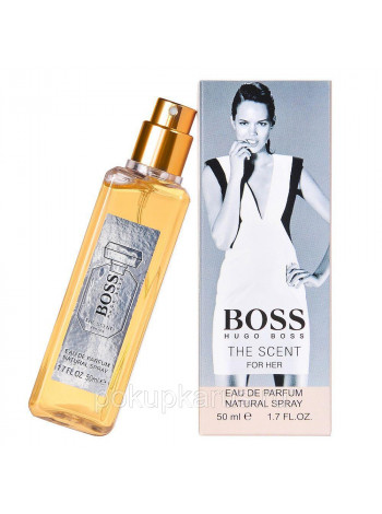 ДУХИ ЖЕНСКИЕ BOSS THE SCENT FOR HER, 50 МЛ