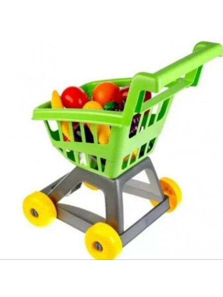 Тележка для супермаркета