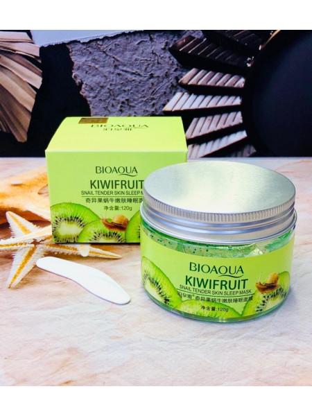 Ночная маска с киви BioAqua Kiwifruit