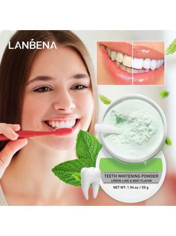 Порошок для отбеливания зубов LANBENA